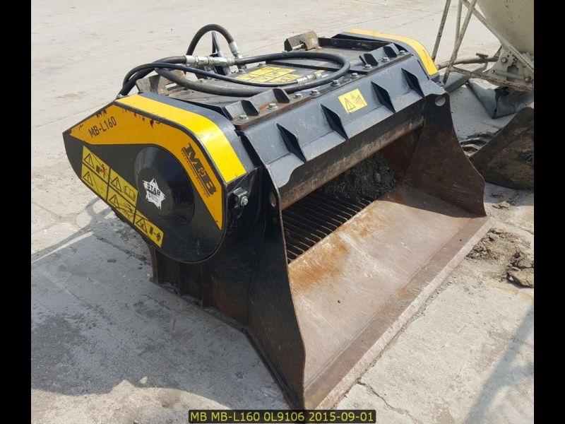 Дробилка MB America MB-L160 Bucket Crusher